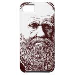 Charles Darwin iPhone 5 Covers
