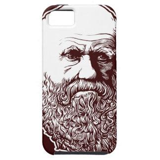 Charles Darwin iPhone 5 Fundas