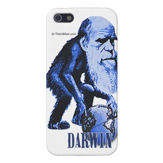 Charles Darwin iPhone Case Cover For iPhone 5