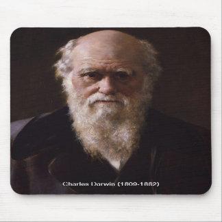 Charles Darwin Mousepad