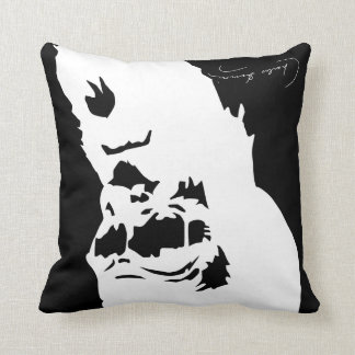 Charles Darwin Pillow