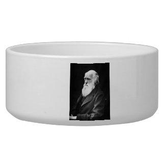 Charles Darwin Portrait Bowl