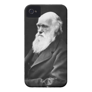 Charles Darwin Portrait Case-Mate iPhone 4 Case