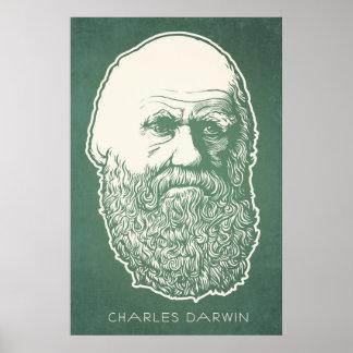 Charles Darwin Posters