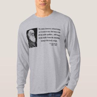 Charles Darwin Quote 1b T-Shirt