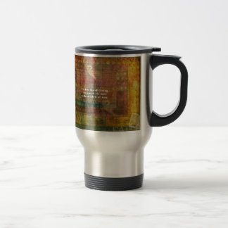 Charles Darwin Quote about animals rights Mugs
