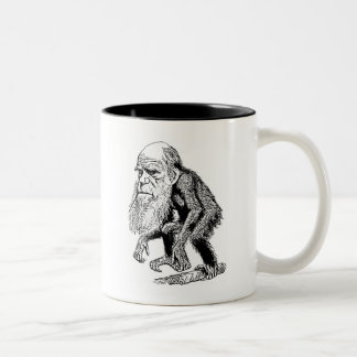 Charles Darwin Tazas De Café