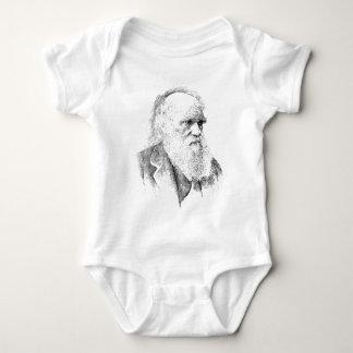 Charles Darwin, The Origin of Species 1872 Baby Bodysuit