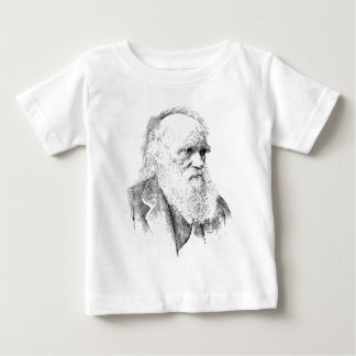 Charles Darwin, The Origin of Species 1872 Baby T-Shirt