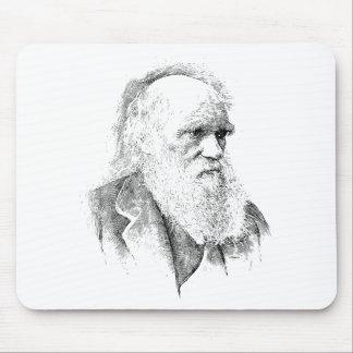 Charles Darwin, The Origin of Species 1872 Mouse Pad