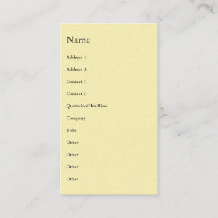 Darwin Business Cards Zazzle