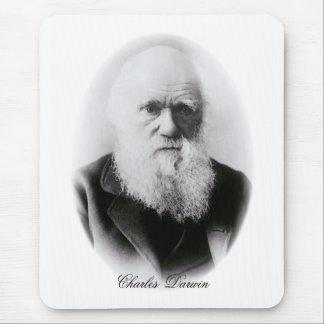 Charles Darwin Vignette Mouse Pad