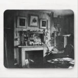 Charles Darwin's study at Down House Mouse Pad