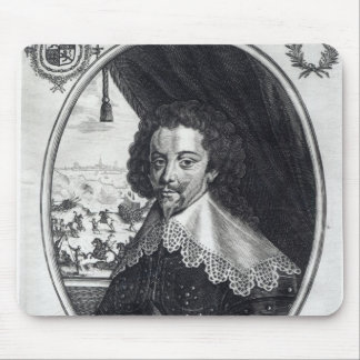 Charles de Luynes  Marquis d'Albert Mouse Pad