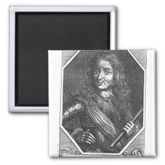 Charles de Montesquiou  Count of Artagnan Magnets