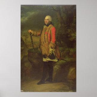 Charles de Rohan príncipe de Soubise Póster