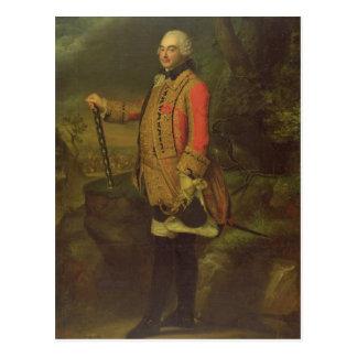 Charles de Rohan príncipe de Soubise Tarjeta Postal