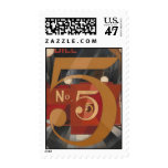 Charles Demuth Art Postage Stamp