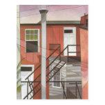 Charles Demuth Art Postcard