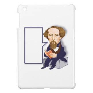Charles Dickens (1812 – 1870) ipad mini case. iPad Mini Covers