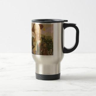 Charles Dickens, English Author Coffee Mugs