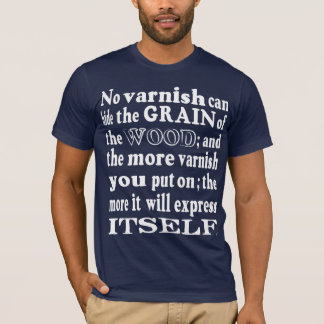 Charles Dickens - Great Expectations - The grain T-Shirt