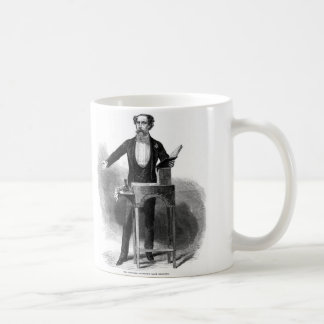 Charles Dickens' Last Reading Mug