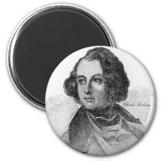Charles Dickens Magnet