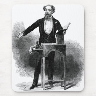 Charles Dickens Mousepad