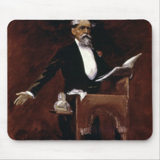 Charles Dickens Mouse Pads