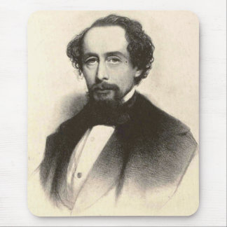 Charles Dickens Mouse Pad