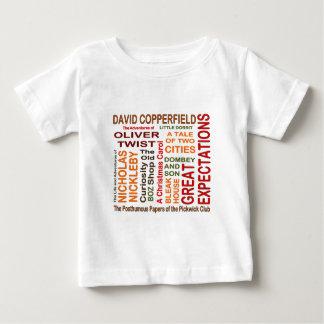 Charles Dickens Novels Shirt