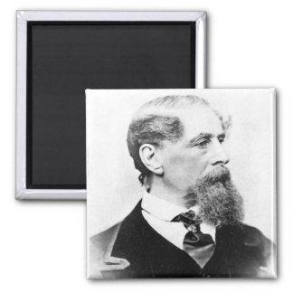 Charles Dickens Photo Refrigerator Magnet