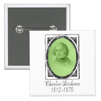 Charles Dickens Pin