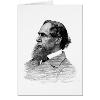 Charles Dickens Profile Card