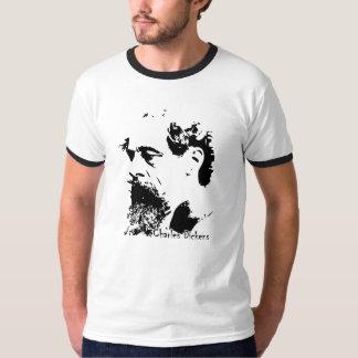 Charles Dickens Ringer T-Shirt
