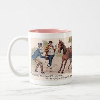 Charles Dickens Souvenir Mug