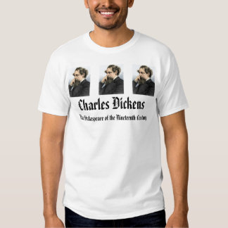 Charles Dickens T Shirt