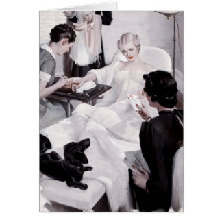 Charles Edward Chambers: Manicure Greeting Cards