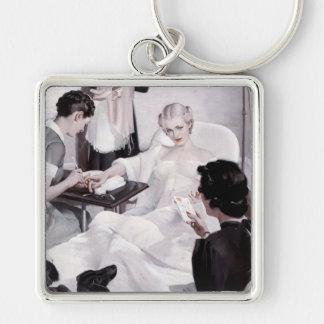 Charles Edward Chambers: Manicure Keychain