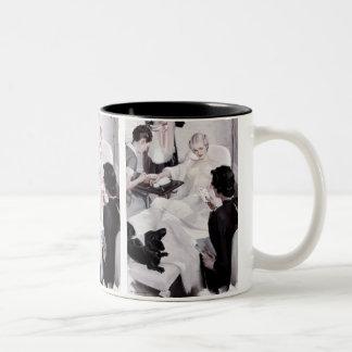 Charles Edward Chambers: Manicure Two-Tone Coffee Mug