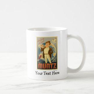 ¡Charles F. Muntz - la aventura está hacia fuera Taza De Café