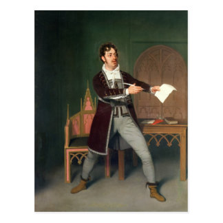 Charles Farley as Francisco in 'A Tale of Postcard