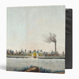 "Charles-Felipe, el primer barco de vapor Carpeta 1 1/2"""