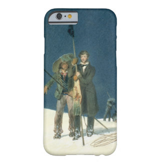 Charles Fellows with William Hawes, Plants a Baton Barely There iPhone 6 Case