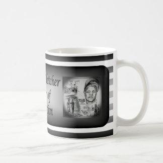 Charles Fletcher ~ Soldier of Production ~ Welder~ Coffee Mug