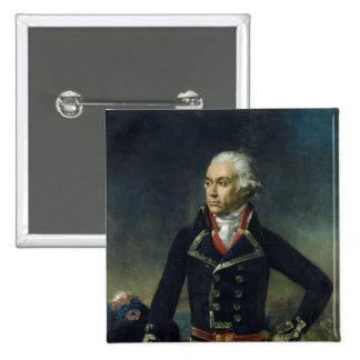 Charles-Francois du Perier Dumouriez Pinback Button