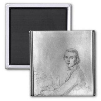 Charles Gounod  1841 Fridge Magnet