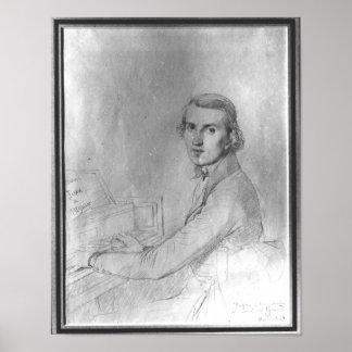 Charles Gounod  1841 Poster