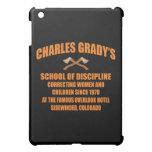 Charles Grady's School of Discipline Case For The iPad Mini